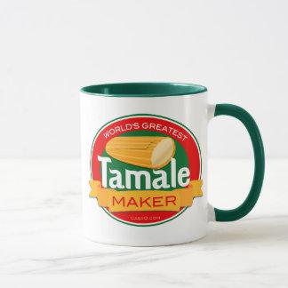 La plus grande tasse de café de fabricant de la