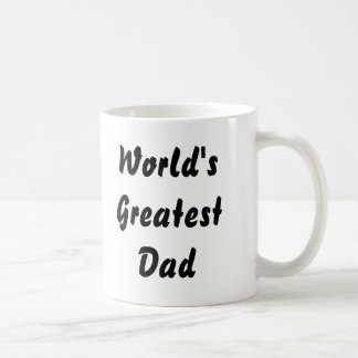 La plus grande tasse de café du papa du monde