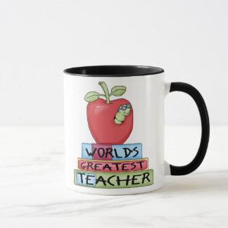 La plus grande tasse de café du professeur du