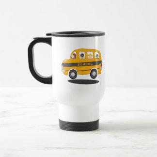 La plus grande tasse de chauffeur de bus d'autobus