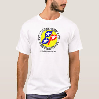La politique graphique t-shirt