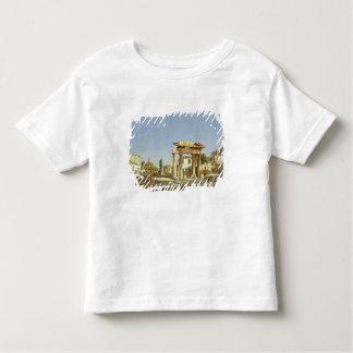 La porte de l'agora à Athènes, 1843 T-shirt Pour Les Tous Petits