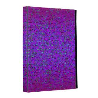 La poussière d étoile de scintillement de folio coque iPad