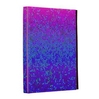 La poussière d étoile de scintillement de folio coques iPad