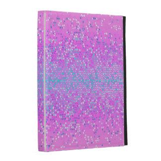 La poussière d étoile de scintillement de folio étuis iPad folio