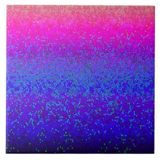 La poussière d'étoile de scintillement de tuile grand carreau carré