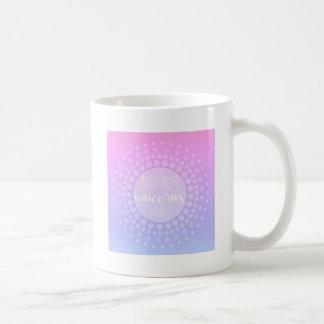 La poussière, licornes et magie féeriques mug