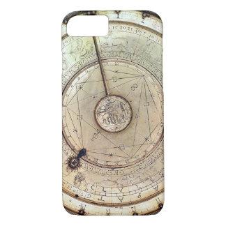 La première horloge pilotée par des ressorts avec coque iPhone 7