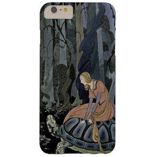La princesse et la tortue coque iPhone 6 plus barely there