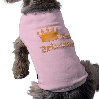 La princesse Pet Clothing vêtements pour animaux domestiques