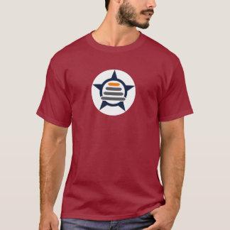 La prochaine pièce en t de niveau d'icône, dos t-shirt