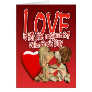 La proposition m'épousent carte de Saint-Valentin