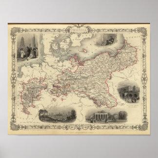 La Prusse 4 Posters