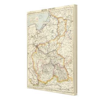 La Prusse et la Pologne 2 Toiles