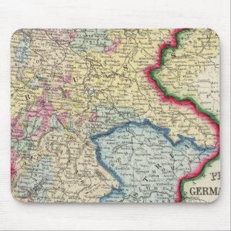 La Prusse, et les états allemands Tapis De Souris