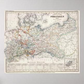 La Prusse, Suisse Posters