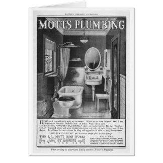 La publicité de début du 20ème siècle cartes