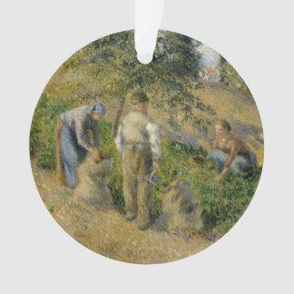 La récolte, Pontoise