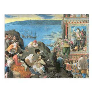 La récupération de la baie de San Salvador Carte Postale