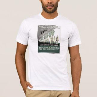 La récupération est possible mentalement - à la t-shirt