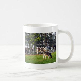 La règle de la vache au Wisconsin Mug