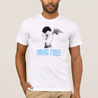 la règle, DROGUE LIBÈRENT T-shirt