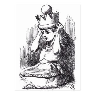 La Reine Alice Carte Postale