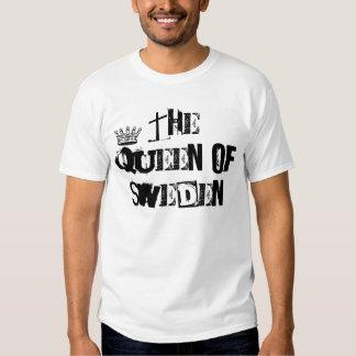 La Reine de la Suède T-shirts