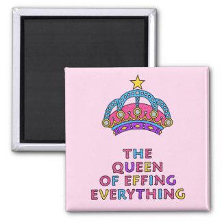 La reine de merde tout aimant