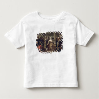 La reine de Sheba avant Solomon T-shirt Pour Les Tous Petits