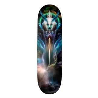 La Reine de Thera de la plate-forme de planche à Mini Skateboard 18,4 Cm