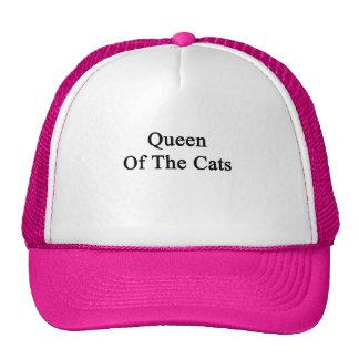 La Reine des chats Casquettes De Camionneur