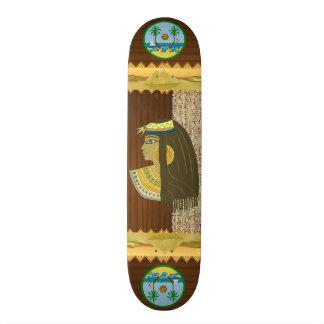 La reine du panneau d'épopées de l'Egypte Skateboards Personnalisés