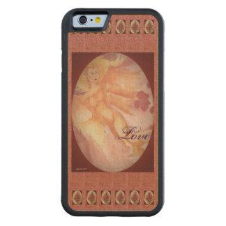 La Reine Elf d'Elven Coque iPhone 6 Bumper En Érable