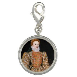 La Reine Elizabeth - charme Breloques