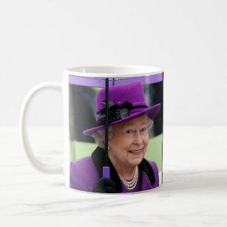 La Reine Elizabeth de l'Angleterre Mug