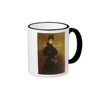La Reine Erzsebet Mug Ringer