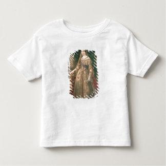 La Reine Isabella II 1843 T-shirt Pour Les Tous Petits