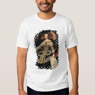 La Reine Maria Anna de l'Autriche, 1652 T-shirt