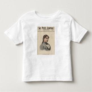 La Reine Natalija de la Serbie T-shirt Pour Les Tous Petits