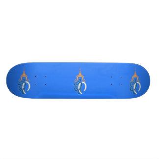 La Reine Sirikit, Thaïlande Skateboards Personnalisables
