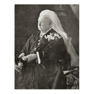 La Reine Victoria c.1899 Cartes Postales