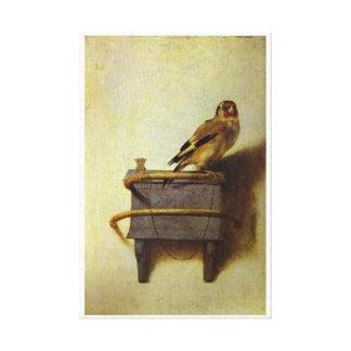 La reproduction de peinture de chardonneret toiles