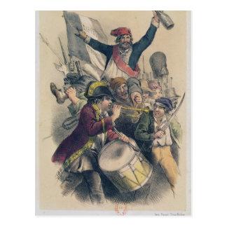 La Republique, 1848 de Vive Carte Postale