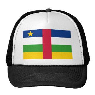 la république centrafricaine casquette de camionneur