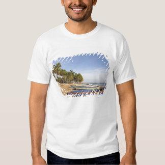 La République Dominicaine, côte du nord, Nagua, T-shirt