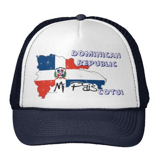 La République Dominicaine, Cotui Casquette De Camionneur