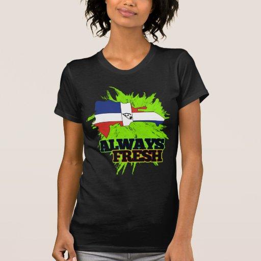 La République Dominicaine toujours fraîche T-shirt