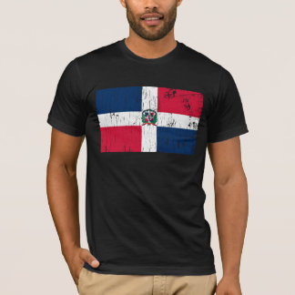 La République Dominicaine vintage T-shirt