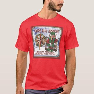 La réservation grossière d'Elf T-shirt